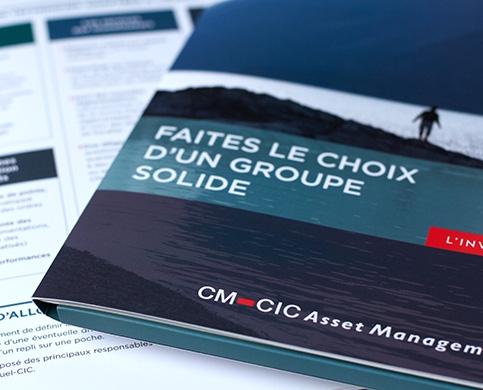 projet - CM-CIC Asset Management et CM-CIC Gestion
