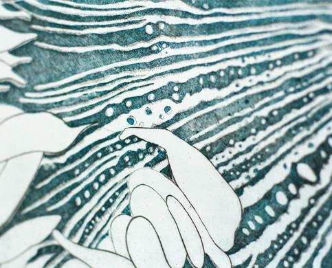 projet - Eau Forte + Aquatinte