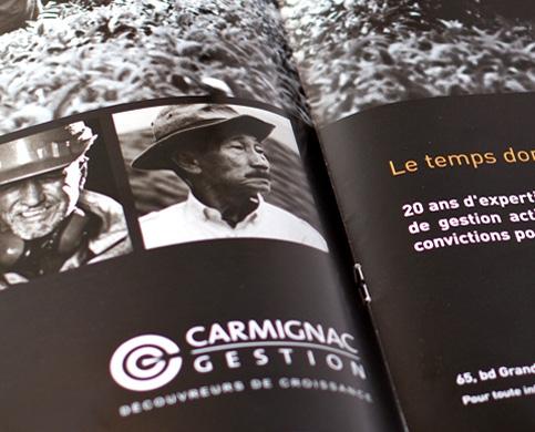 projet - Carmignac Gestion