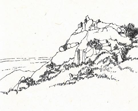 projet - Corse - Calvi et alentours