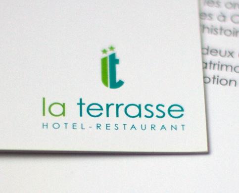 projet - Terrasse Hôtel